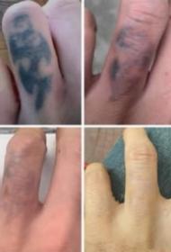 洗纹身效果 9款洗纹身的效果图片参考
