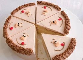 九款少女心爆棚的蛋糕图片欣赏