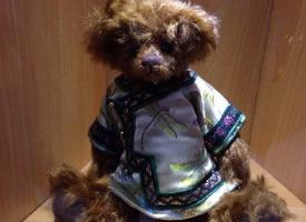一组泰迪熊展览分享图片