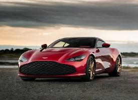 2020款阿斯顿马丁DBS GT Zagato 图片