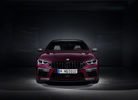 全新BMW M8 Gran Coupe超清大片儿来袭