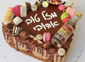 一组少女系主题蛋糕图片 