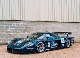 玛莎拉蒂MC12 GT1图片欣赏