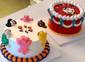 庆祝场合专属的满满少女心蛋糕