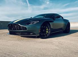 一组超帅气的2019 Aston Martin DB11 AMR