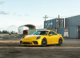 保时捷911 GT3 Touring,颜值在线
