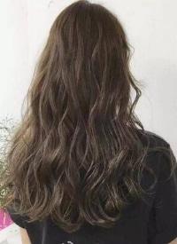 棕超萌的长发大卷,有你喜欢的吗