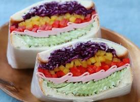 还是能吃好看的三明治更得我心鸭