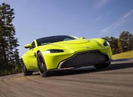 优雅的英国绅士—阿斯顿马丁V8 vantage