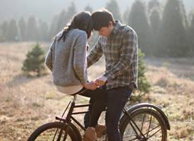 爱就是不离不弃,被甜到心坎的点