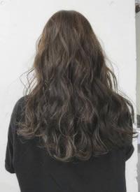 真心喜欢这种水波纹卷发 