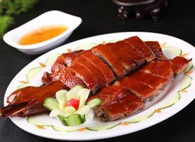 闻名于世的粤菜广式烧鹅图片