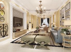 客厅现代简约风格设计