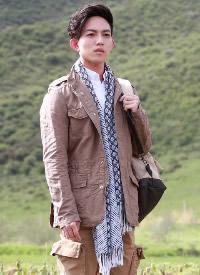 林宥嘉帅气写真图片