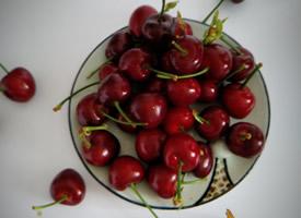 一组高清樱桃成熟的图片欣赏
