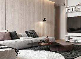 现代简约住宅,设计回归生活本质