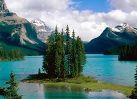 唯美大自然山河风光桌面壁纸