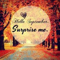 九月,愿你被温柔相待!