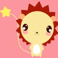 小狮子Leo 呆萌头像