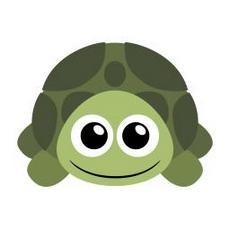 呆萌可爱的卡通小动物qq头像图片