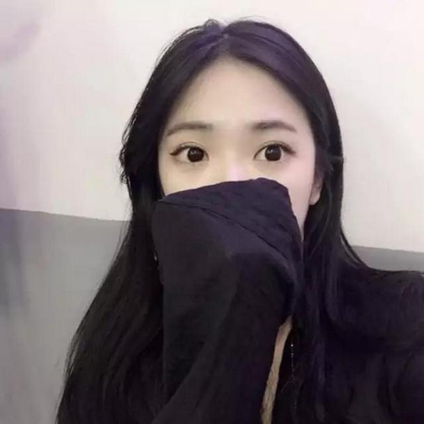 清纯森系女生微信唯美伤感头像图片
