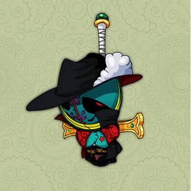 日本动漫海贼王qq个性卡通头像图片