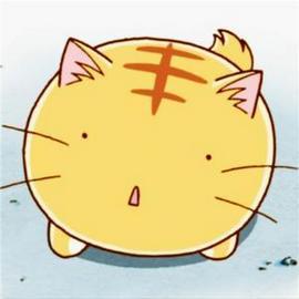 萌哒哒可爱的小猫咪卡通动物头像图片
