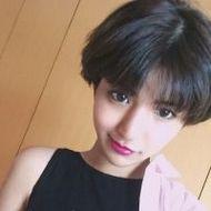 超拽霸气短发女生qq个性头像图片