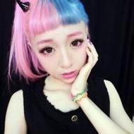 时尚非主流qq日系女生头像图片