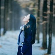 小清新森系女生唯美微信头像图片