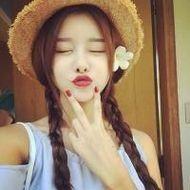 清纯可爱漂亮的萌妹子微博头像图片