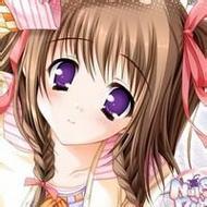 甜美可爱动漫女生qq卡通头像图片