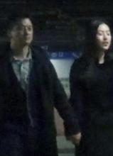 李亚鹏地下车库激吻新女友  离婚2个月忘王菲