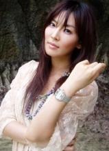 金素妍游玩菲律宾生活照
