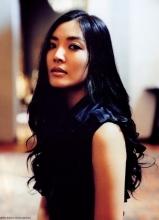 金素妍高贵典雅的杂志照