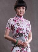 女星绝美旗袍大PK 看谁最具东方美?