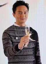 张智霖武汉捞金 台上献歌引粉丝疯狂呐喊