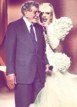 Lady Gaga白宫倾情献唱
