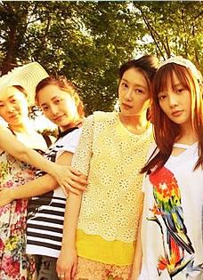 女星姐妹私照大放送 谁才是中国好闺蜜?