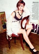 艾玛·沃特森杂志大片 美艳动人