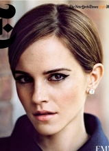艾玛·沃特森杂志T时尚写真画报