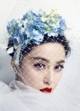 杨幂范冰冰anglebaby 众女神婚纱新娘妆PK