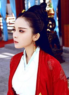 张翰女友古力娜扎出演《武神赵子龙》 美艳容颜饰演貂蝉