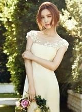 李多海婚纱写真 演绎个性新娘