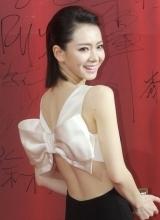2013年国剧盛典红毯 众女星抛胸露乳性感来袭