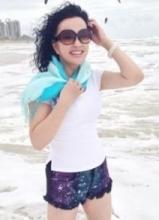 不老神话刘晓庆澳大利亚度假照秀身材