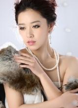 圣天门口主演阚清子优雅写真
