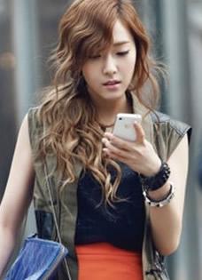 郑秀妍纽约街头时尚气质写真 展现潮人魅力