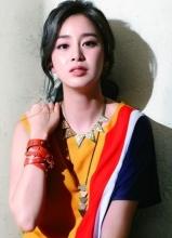 金泰熙品牌服装夏季写真