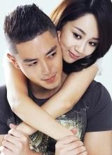 霍建华杨紫甜蜜写真 为新剧全力宣传